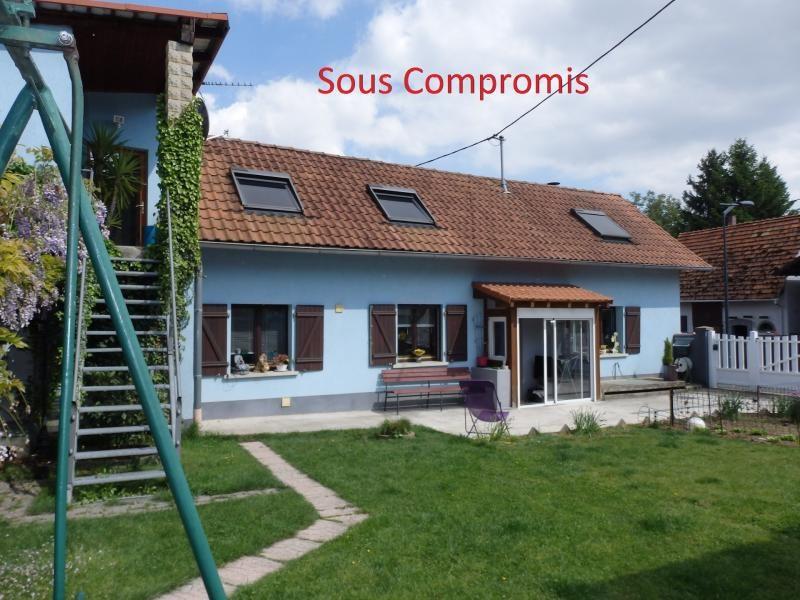 Venta  casa Weitbruch 243000€ - Fotografía 1
