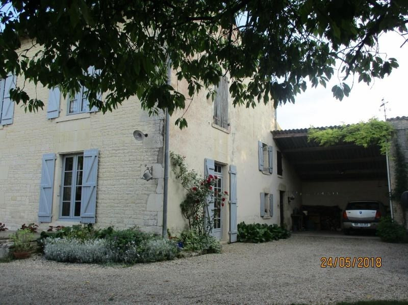 Vente maison / villa La foye monjault 300000€ - Photo 3
