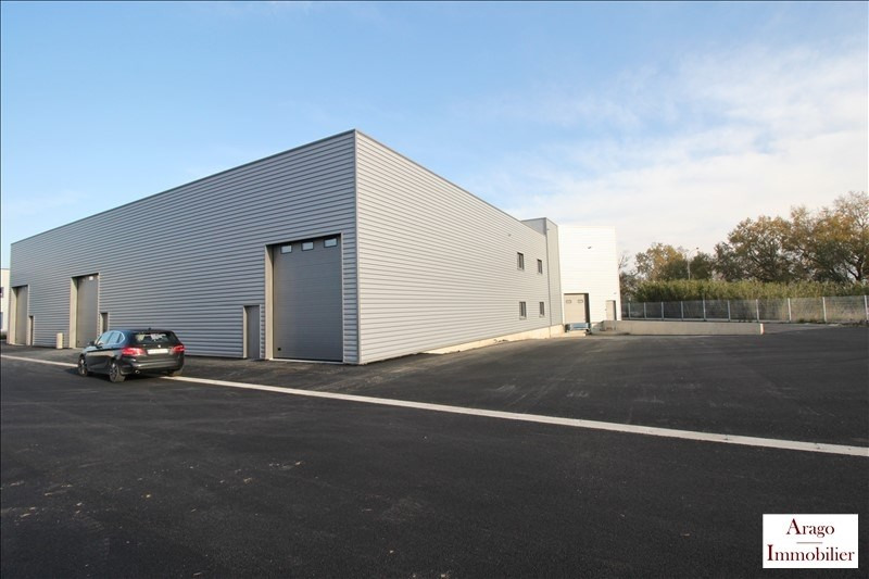 Location local commercial Rivesaltes 1660€ HT/HC - Photo 1
