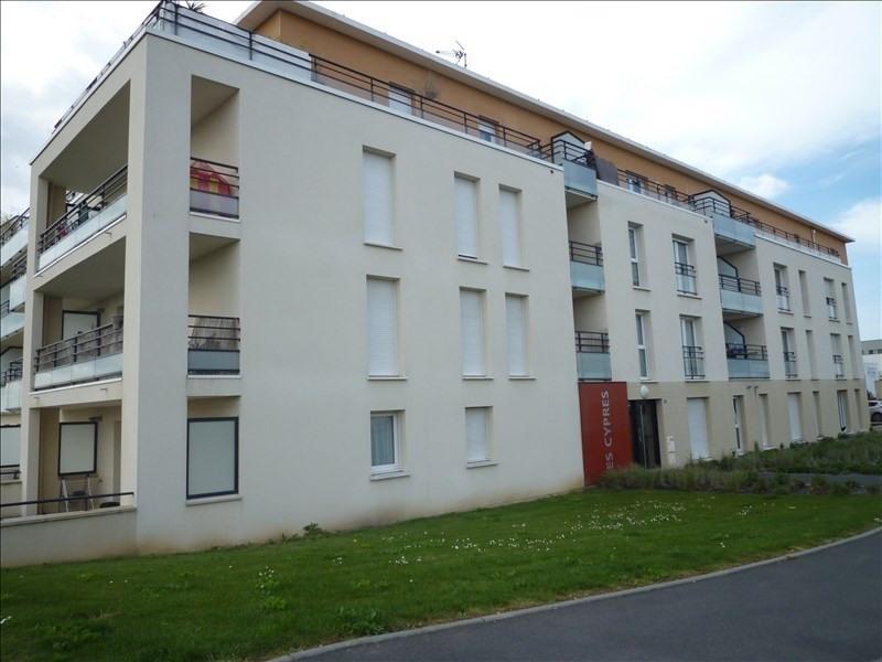 Produit d'investissement appartement Caen 75000€ - Photo 1
