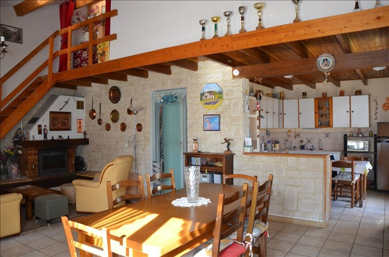 Vente maison / villa Lagorce 189000€ - Photo 2