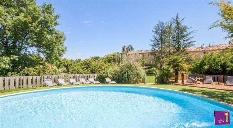 Immobile residenziali di prestigio casa Barjac 945000€ - Fotografia 15
