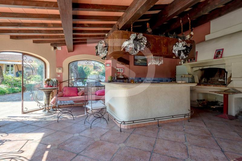 Vente de prestige maison / villa Sorgues 682500€ - Photo 9