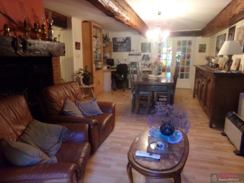 Vente maison / villa Ayguesvives 5 mn 365000€ - Photo 2