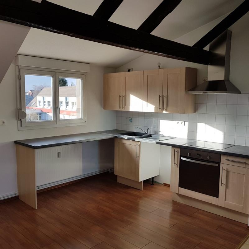 Sale apartment Oberhausbergen 111000€ - Picture 1