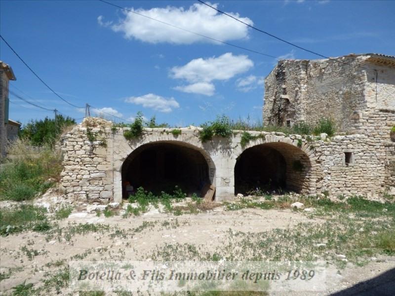 Vente maison / villa Barjac 61000€ - Photo 1