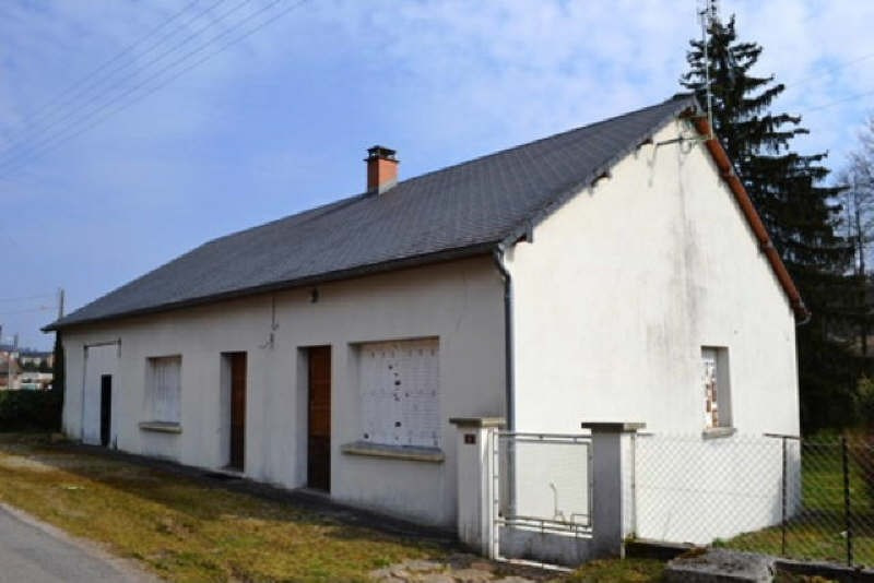 Vente maison / villa Blanot 70000€ - Photo 2