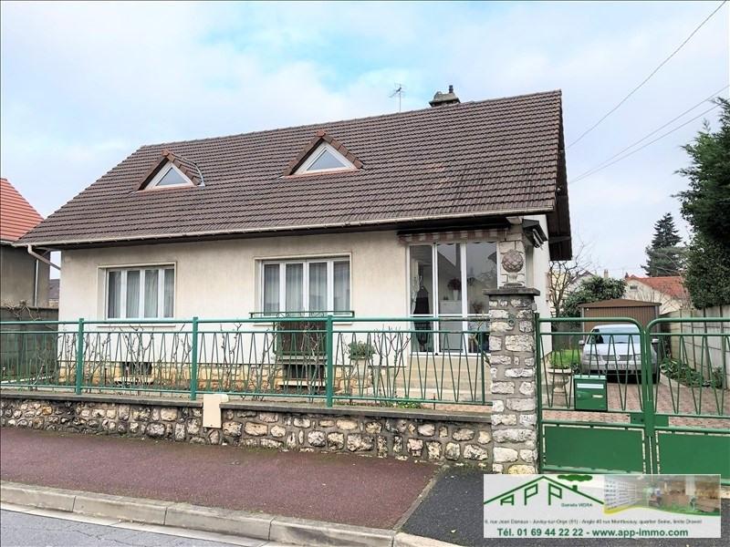 Vente maison / villa Juvisy sur orge 386700€ - Photo 2