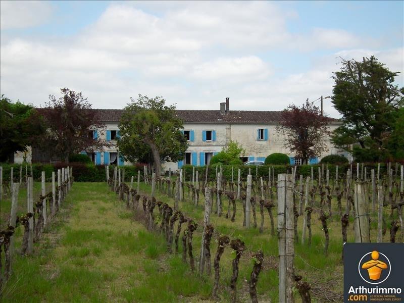 Vente maison / villa Matha 221550€ - Photo 1