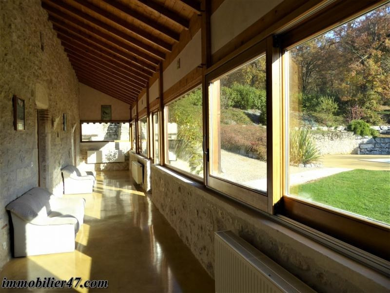 Vente de prestige maison / villa Prayssas 540 000€ - Photo 16