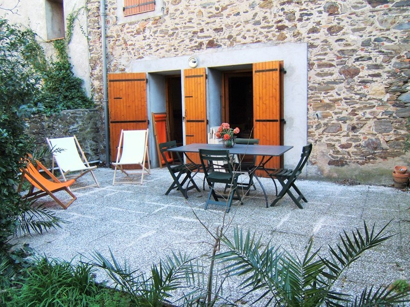 Vacation rental house / villa Collioure 522€ - Picture 1
