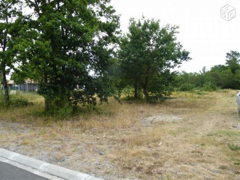 Terrain  de 820 m² Mios par IMMO CONSTRUCTION