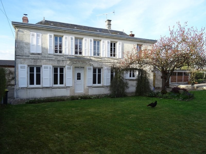 Sale house / villa Villers cotterets 239 000€ - Picture 1