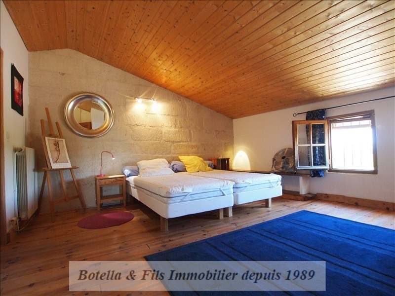 Vente de prestige maison / villa Uzes 615000€ - Photo 8