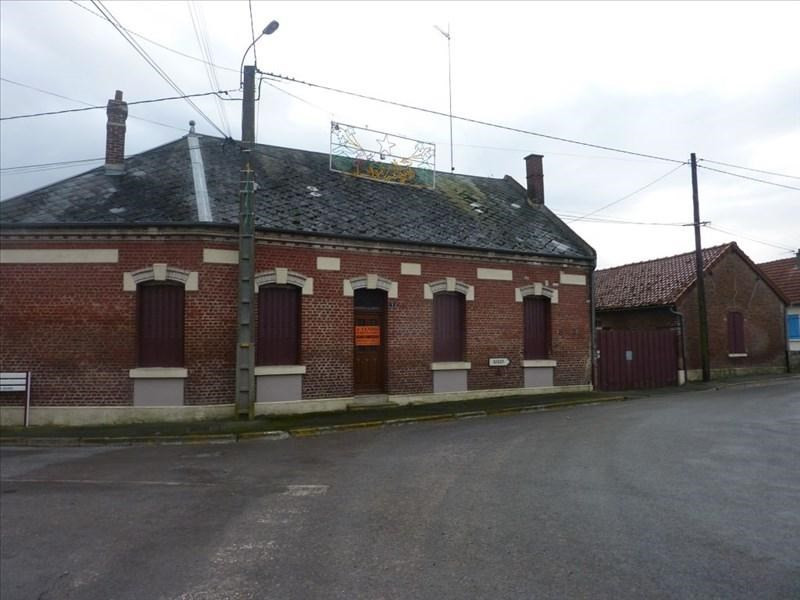 Vente maison / villa St quentin 137 500€ - Photo 1