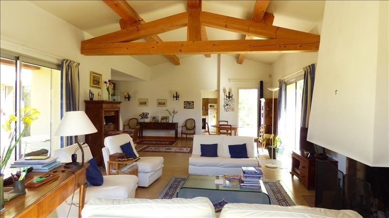 Vente de prestige maison / villa Aubignan 620000€ - Photo 6