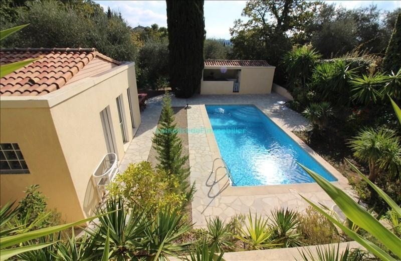Vente de prestige maison / villa Peymeinade 584000€ - Photo 2