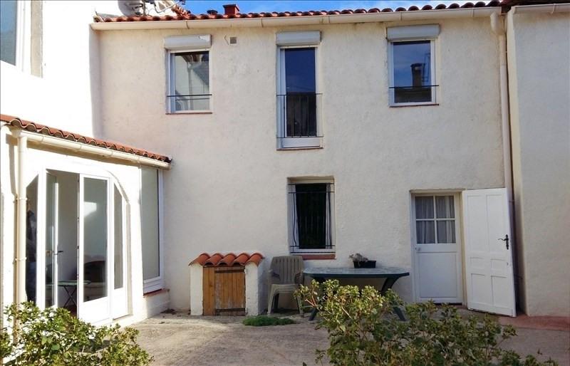 Vente maison / villa Ille sur tet 85000€ - Photo 1
