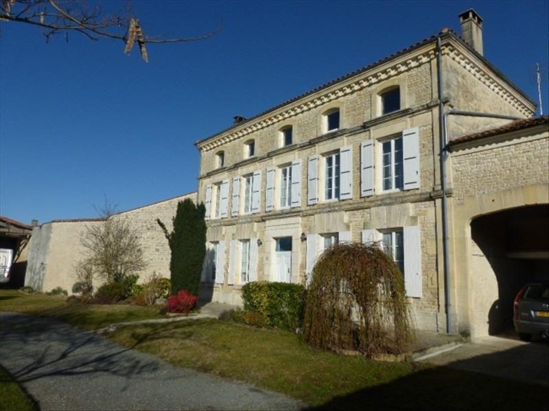 Deluxe sale house / villa Louzignac 292000€ - Picture 1