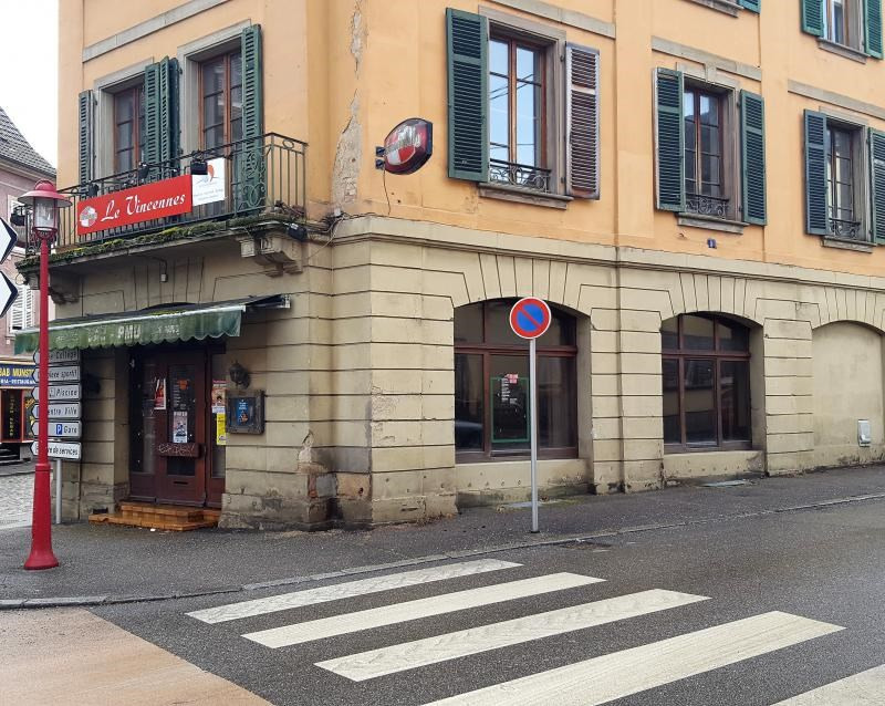 Vente local commercial Munster 123200€ - Photo 3