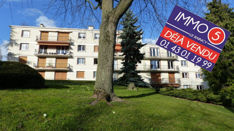 Vente appartement Le raincy 309 000€ - Photo 1
