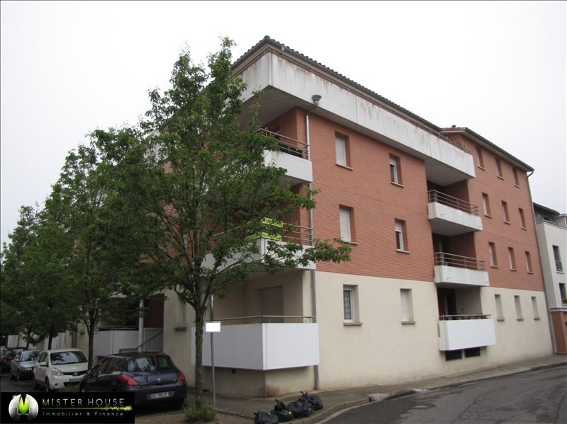 Sale apartment Montauban 125 000€ - Picture 1