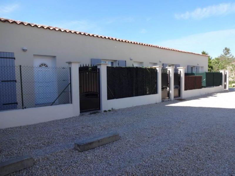 Rental apartment Althen des paluds 490€ CC - Picture 4