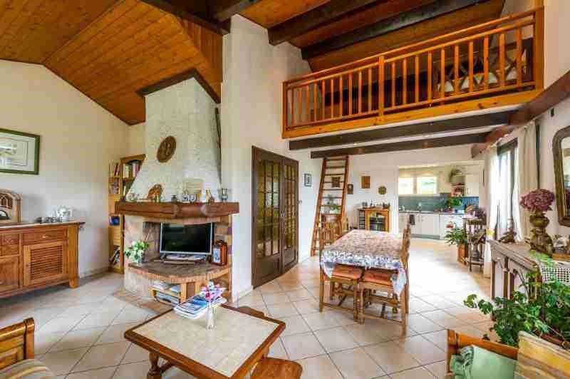Vente de prestige maison / villa Poisy 575000€ - Photo 4
