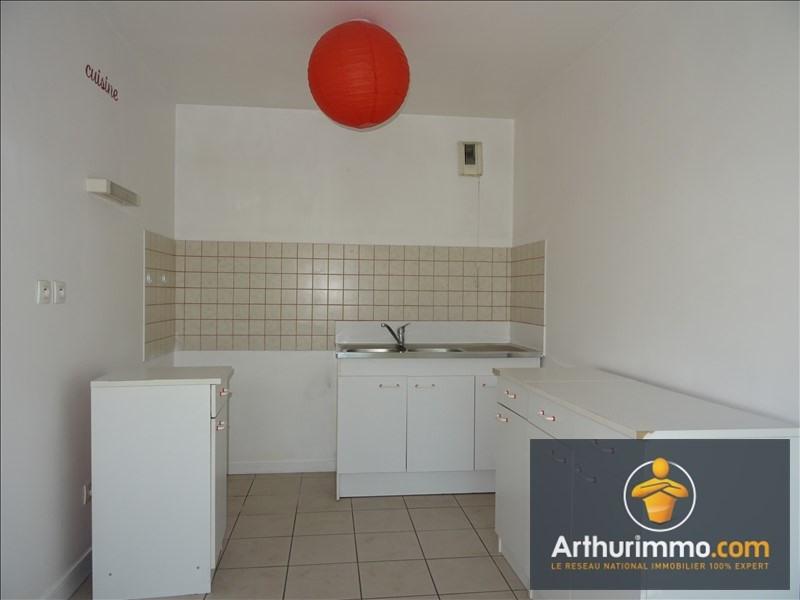 Rental apartment St brieuc 530€ CC - Picture 3