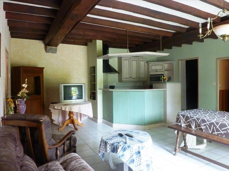 Vente maison / villa Parigne 150800€ - Photo 2