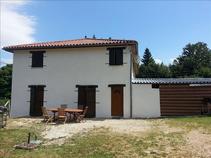 Sale house / villa Pommier de beaurepaire 200000€ - Picture 1