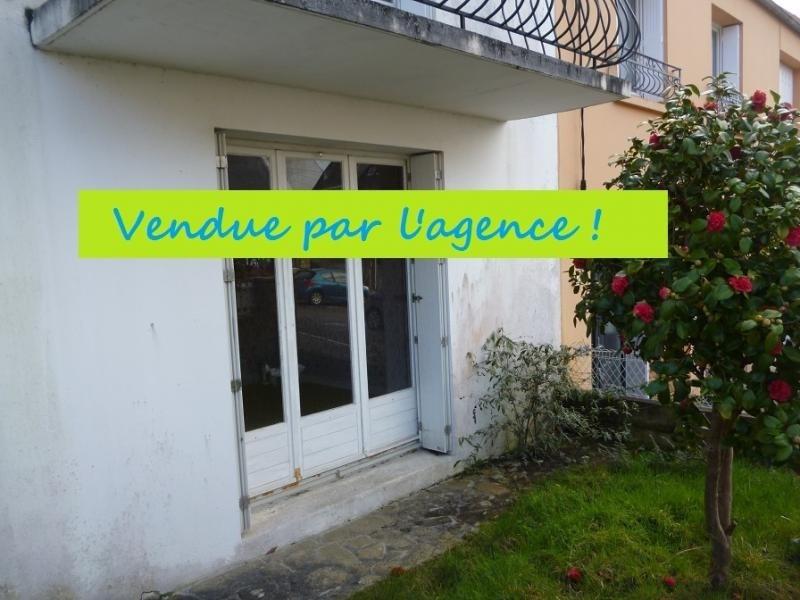 Vente maison / villa Douarnenez 95000€ - Photo 1