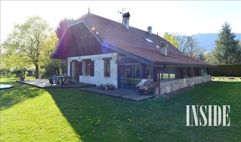 Vente de prestige maison / villa Segny 895000€ - Photo 9