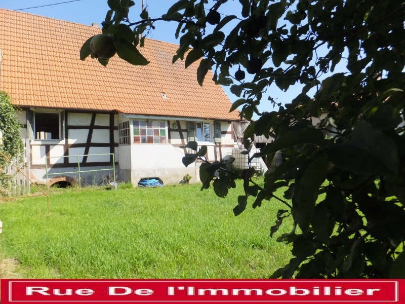 Sale house / villa Froeschwiller 117 700€ - Picture 2