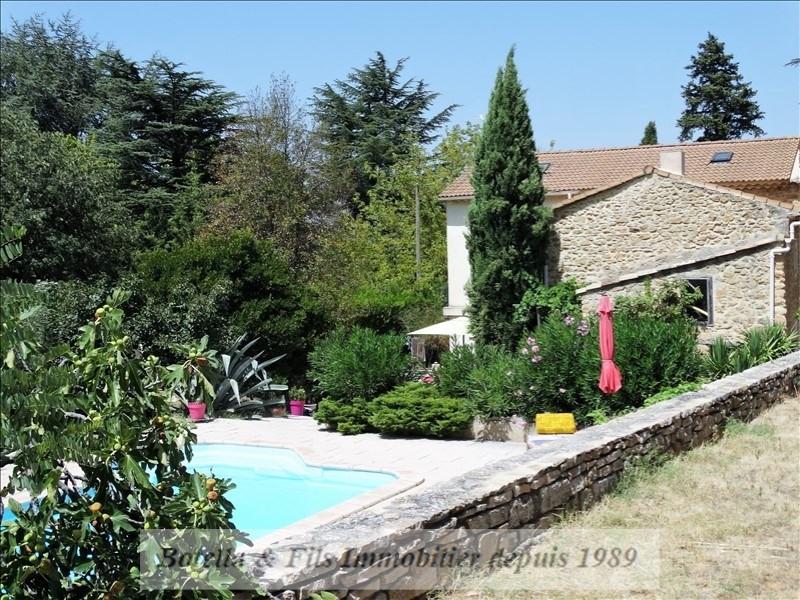 Deluxe sale house / villa Bagnols sur ceze 430000€ - Picture 13