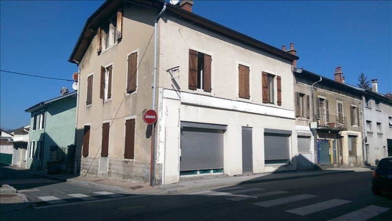 Investment property building Oyonnax 159 000€ - Picture 1