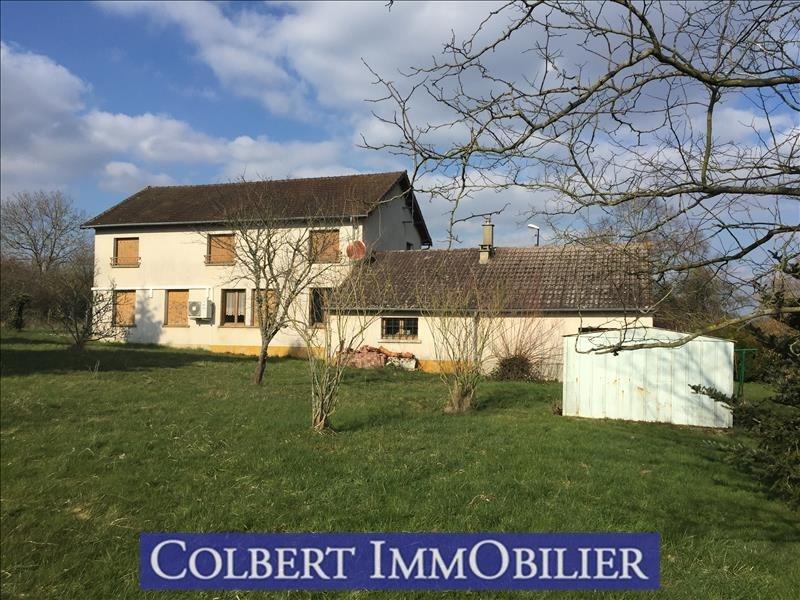 Vente maison / villa Pontigny 238000€ - Photo 1