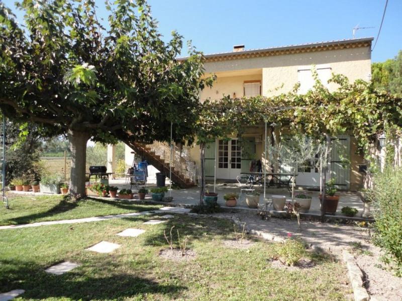 Vente maison / villa Althen des paluds 415000€ - Photo 2