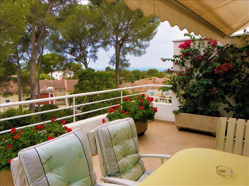 Vente de prestige appartement St raphael 552000€ - Photo 7