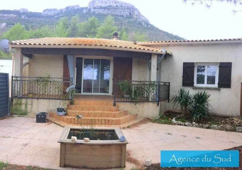 Vente maison / villa Mimet 550 000€ - Photo 1