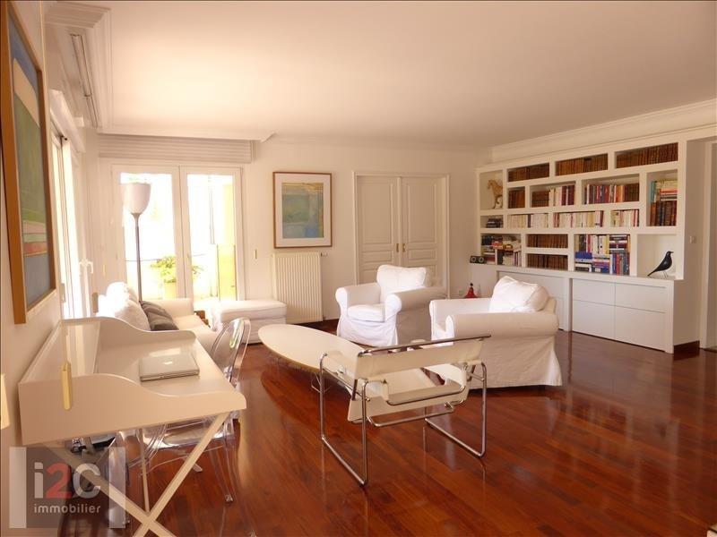 Rental apartment Ferney voltaire 2900€ CC - Picture 2