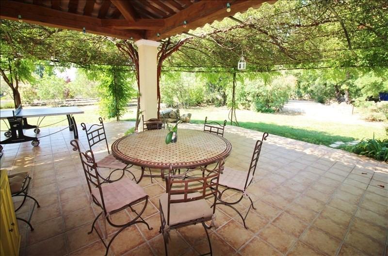 Vente de prestige maison / villa Saint cezaire sur siagne 572000€ - Photo 7