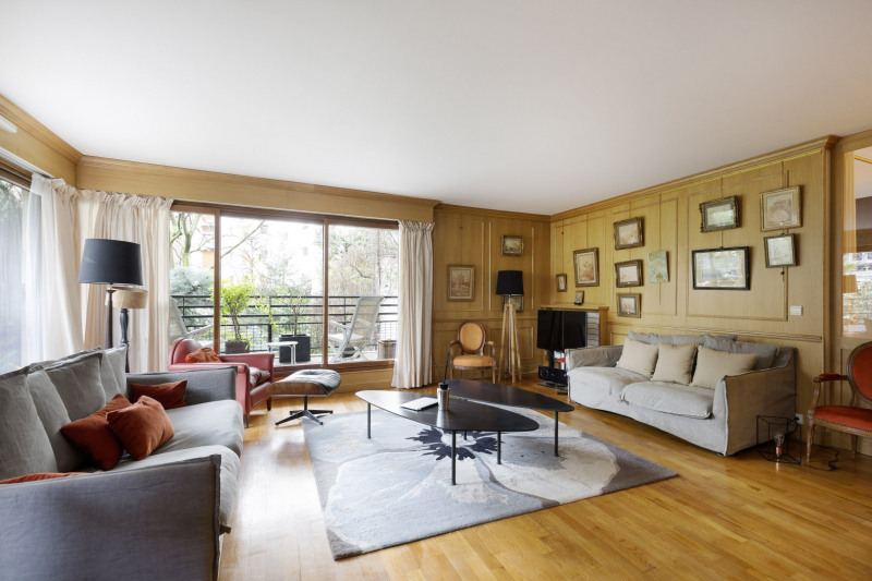 Verkauf von luxusobjekt wohnung Paris 16ème 1950000€ - Fotografie 5