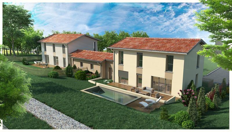 Maison  5 pièces + Terrain 69390 m² Vernaison (69390) par MAISONS DE PAYS