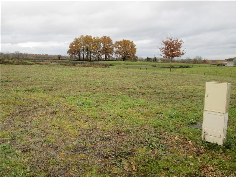 Vente terrain Chevroux 65 000€ - Photo 1
