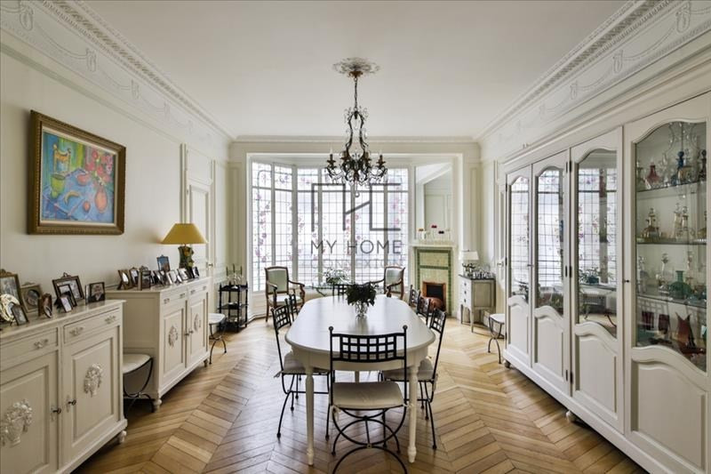 Vente de prestige appartement Paris 17ème 2 940 000€ - Photo 3
