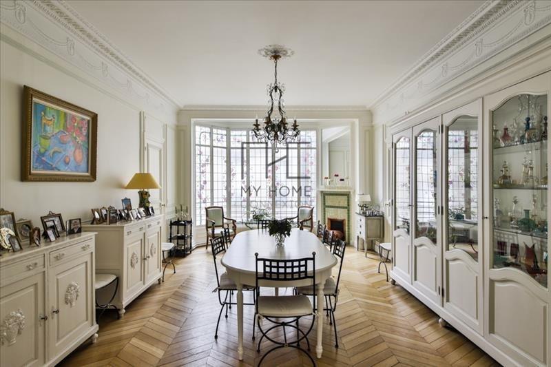 Deluxe sale apartment Paris 17ème 2940000€ - Picture 3