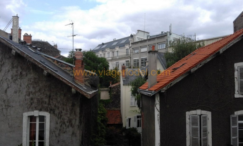 Life annuity apartment Clermont-ferrand 46 000€ - Picture 5