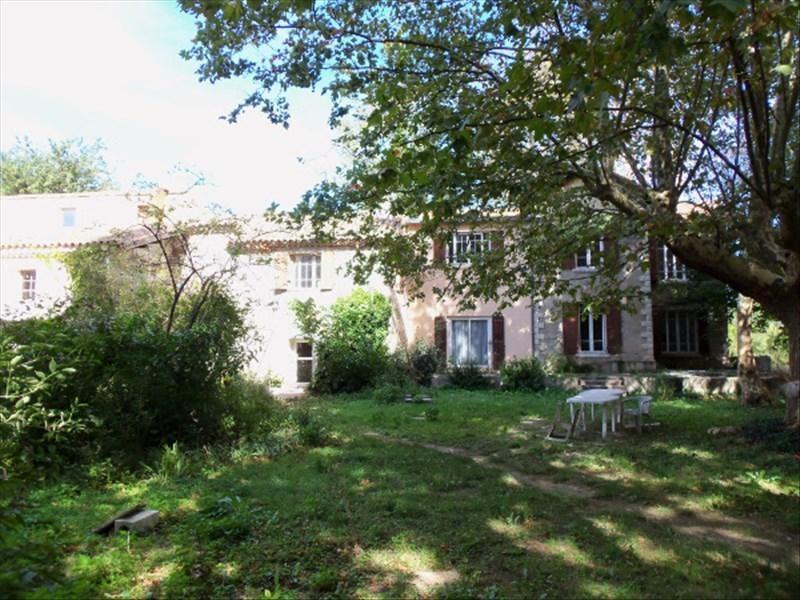 Verkoop van prestige  huis Le thor 870000€ - Foto 3