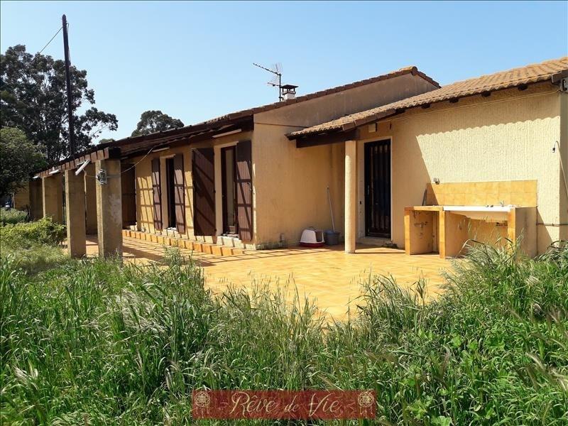 Sale house / villa Bormes les mimosas 315000€ - Picture 1